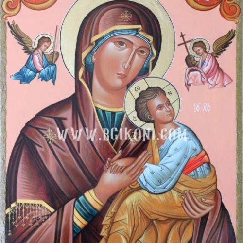 """Икона на Света Богородица """"Страстна"""""""