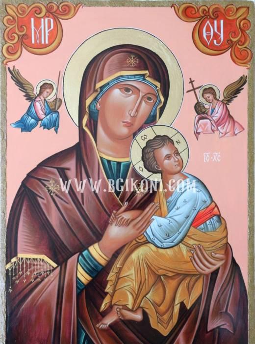 """Репродукция икона Света Богородица """"Страстна"""""""
