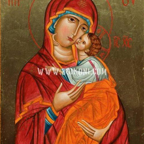 """Икона на Света Богородица """"Владимирска"""""""