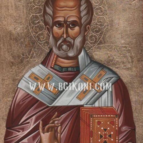 Икона на Свети Николай