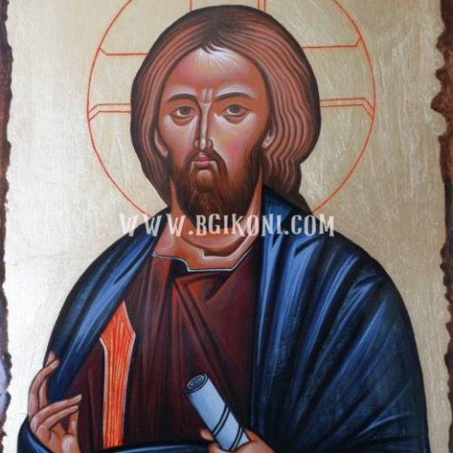 """Икона на Исус Христос """"Благославящ"""""""