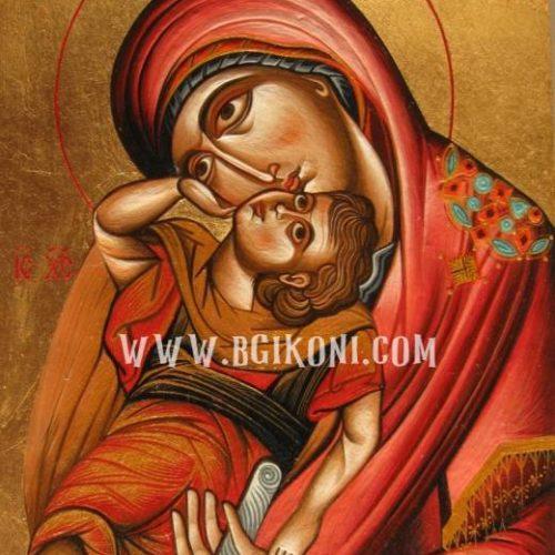 """Икона на Света Богородица """"Преблагодатна"""""""