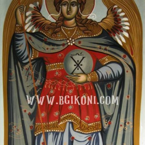 Икона на Свети Гавраил