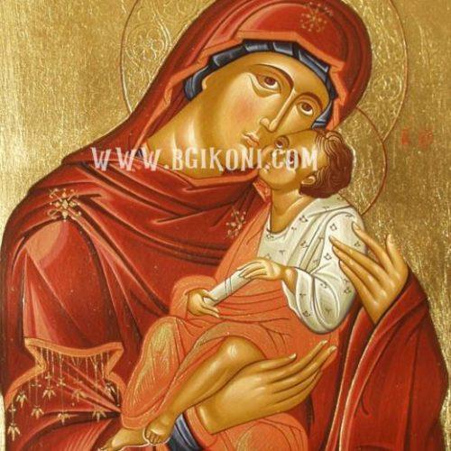"""Икона на Пресвета Богородица """"Елеуса"""""""
