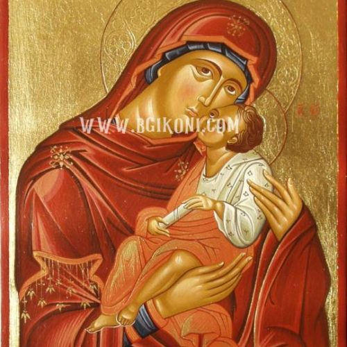 """Икона Света Богородица """"Елеуса"""""""