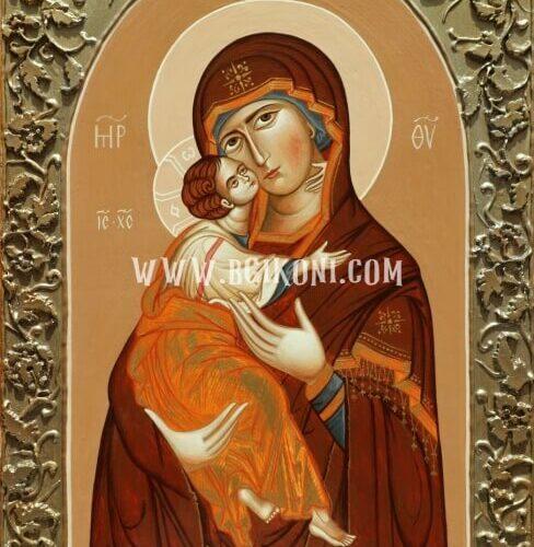 Икона на Света Богородица Владимирска