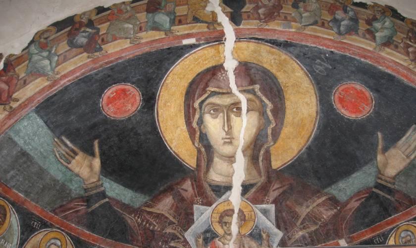 Средства, с които се предава духовна реалност в иконата