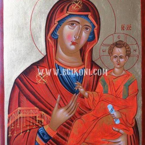 """Репродукция икона Света Богородица """"Пътеводителка"""""""