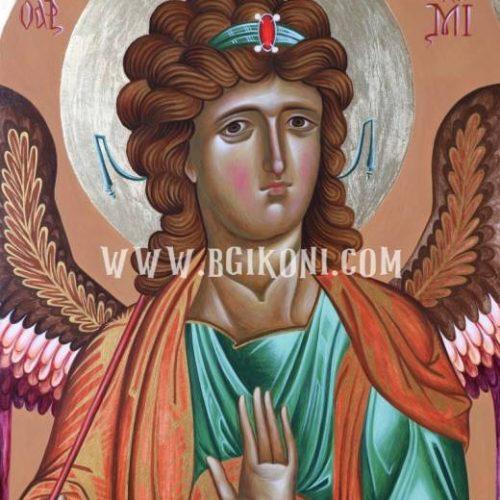 Репродукция икона Свети Архангел Михаил