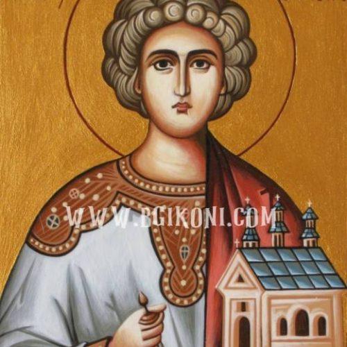 Репродукция икона Свети Стефан