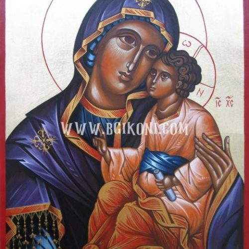 """Репродукция икона Божията Майка """"Елеуса"""""""