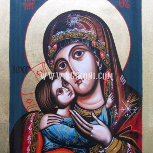 Репродукция икона Света Дева Мария