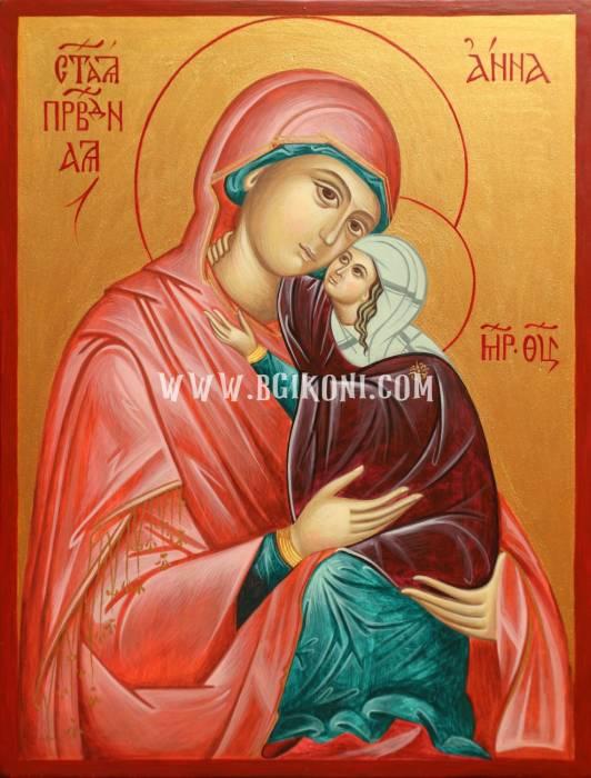 Икона на Света Анна