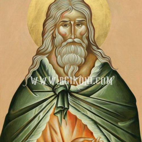 Икона на Свети Илия