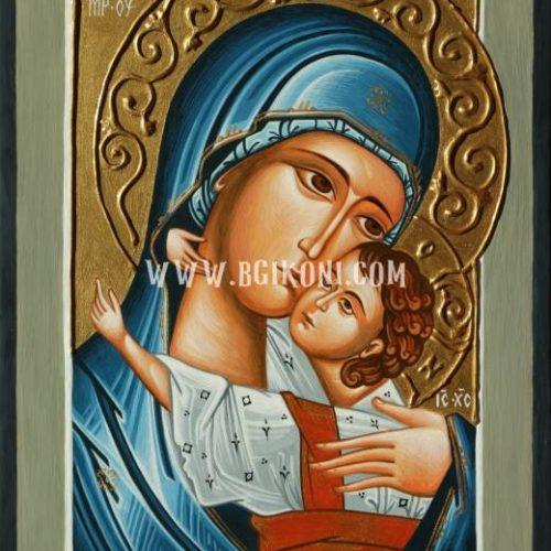 "Икона на Пресвета Богородица ""Умиление"""