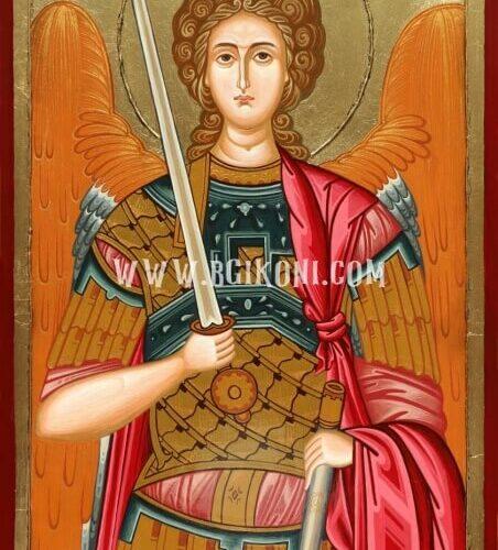 Икона на Св Архангел Михаил