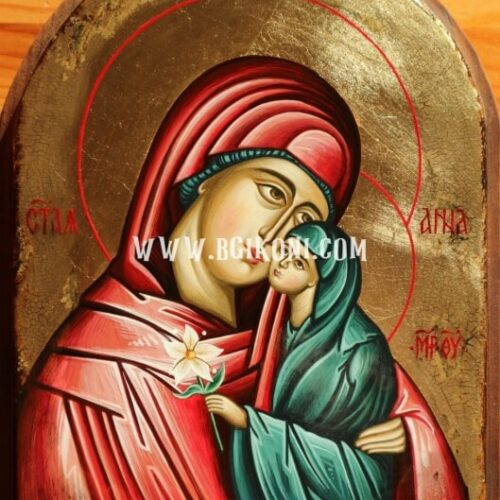Икона на Св Анна